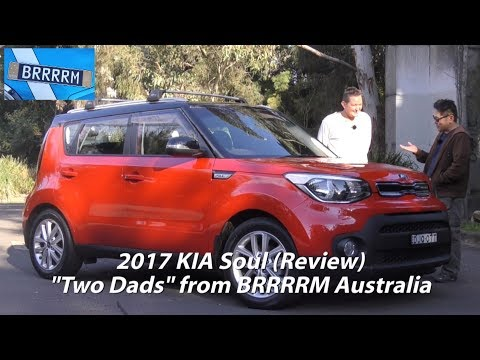 "2017 KIA Soul (""Two Dads"" Review) 