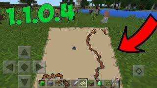 ПОДРОБНЫЙ ОБЗОР Minecraft PE 1.1.0.4 |  MCPE СКАЧАТЬ !