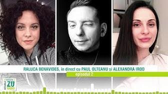Cum să îți menții sănătatea psihică pe timp de pandemie, cu Paul Olteanu și Alexandra Irod
