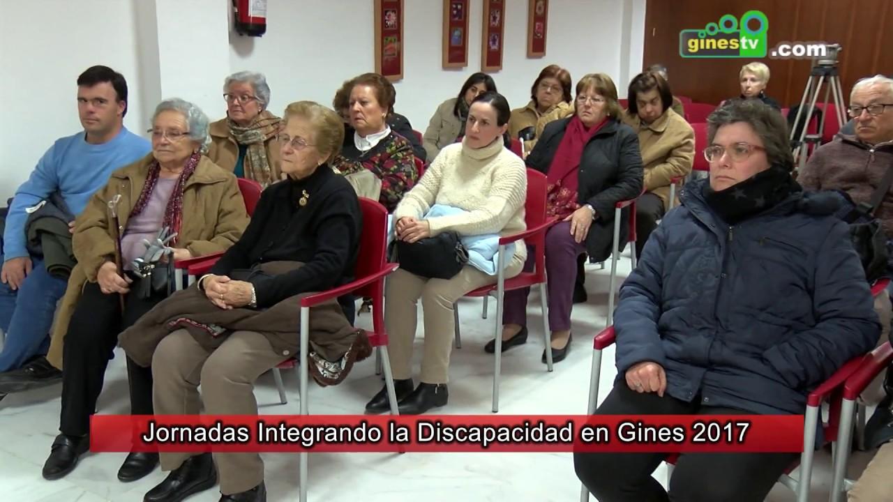 Jornadas Integrando la Discapacidad en Gines 2017