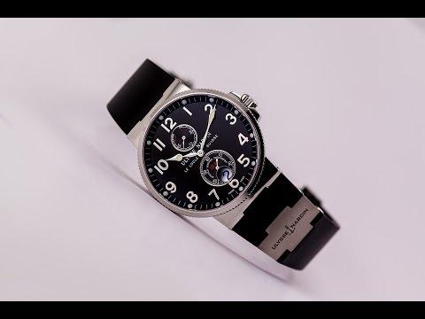 Ulysse Nardin Maxi Marine Chronometer Ref. 263-66-3/62