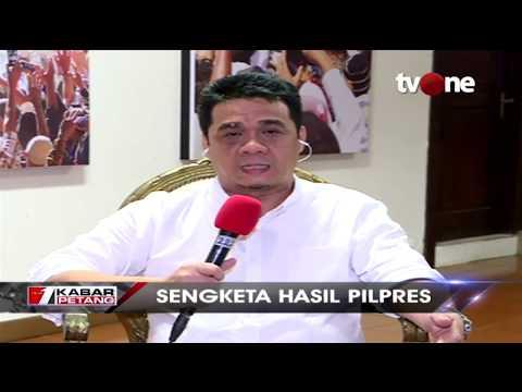 Dialog tvOne: Ahmad Riza Patria Blak-blakan Soal Gugatan Sengketa Hasil Pilpres (24/5/2019)