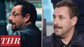 Adam Sandler Uncut Gems Cast Didn T Want To Let Safdie Brothers Down Tiff Youtube
