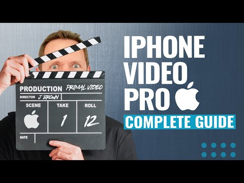 How to Film like a PRO with iPhone [Updated Guide!]