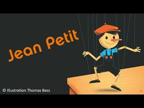 Steve Waring - Jean Petit - chanson pour enfants