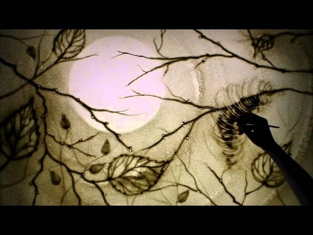 The metamorphose Метаморфоза песочная анимация