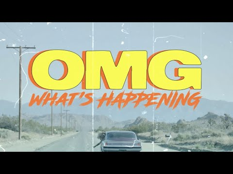 Ava Max - OMG What's Happening [Official Lyric Video]