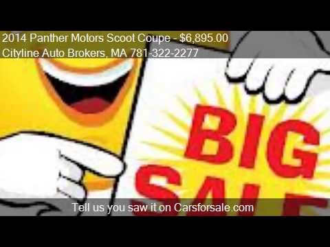 2014 Panther Motors Scoot Coupe for sale in Malden, MA 02148