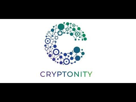 Cryptonity The Crypto Community Exchange