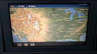 Air Canada Flight 788 Review Red-Eye Los Angeles to Toronto | Boeing 767-300