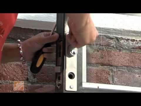 Revive tu espacio hazlo t mismo cerraduras nuevas youtube for Cerraduras para puertas de aluminio