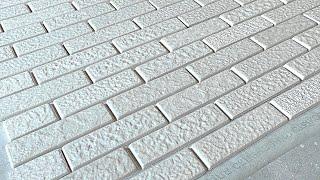 Как сделать Декоративный камень из гипса без специальных форм. Простой и дешёвый способ! Сделай сам!