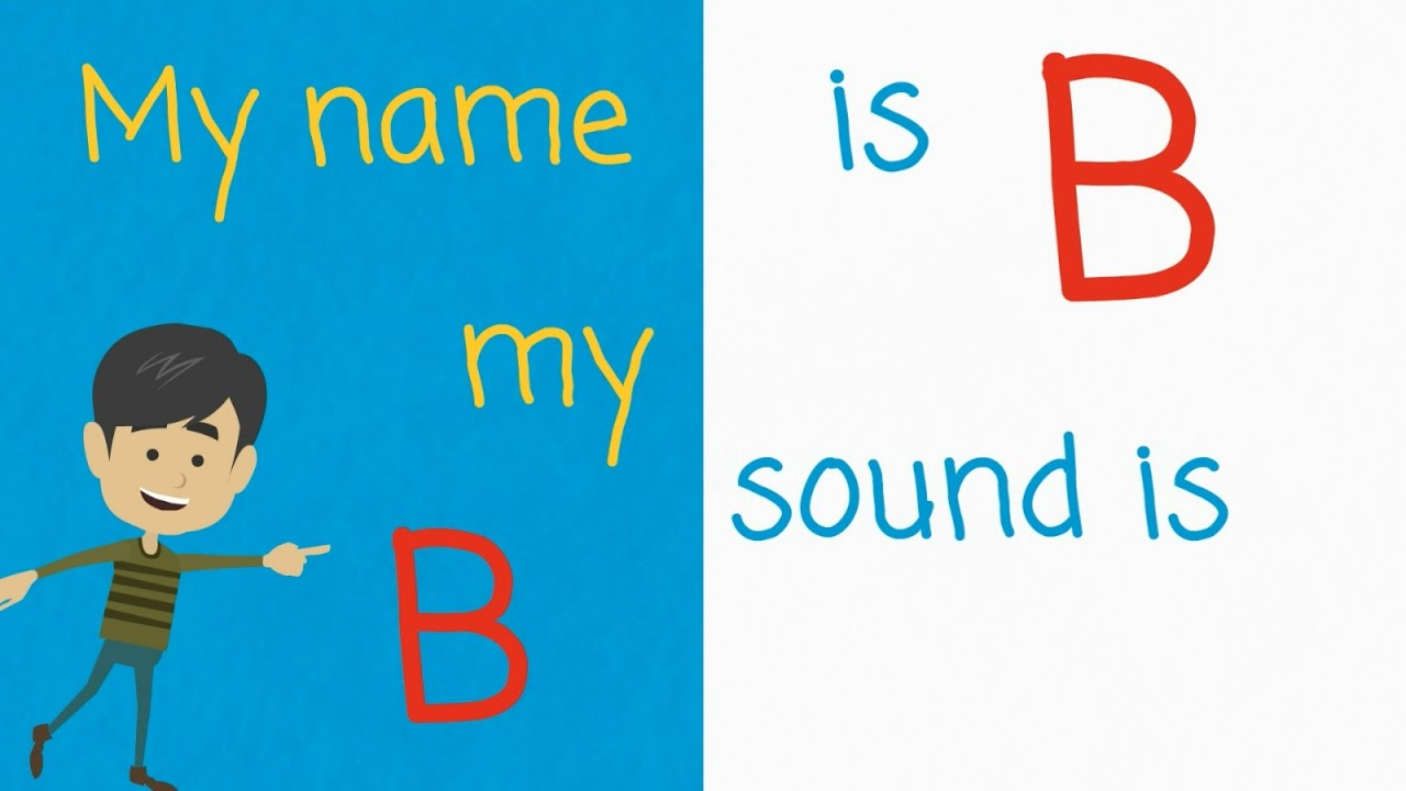 letter and sounds song letter b song alphabet phonics song 9570
