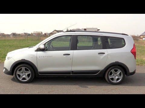 New 2019 Dacia Lodgy (7-seater) Stepway 1,6 SCe | Detailed Walkaround (Exterior, Interior)