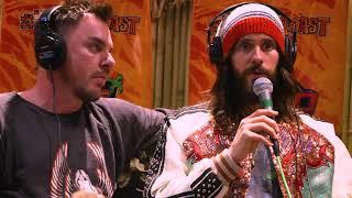 KROQ Weenie Roast 2018 Interview - Thirty Seconds To Mars