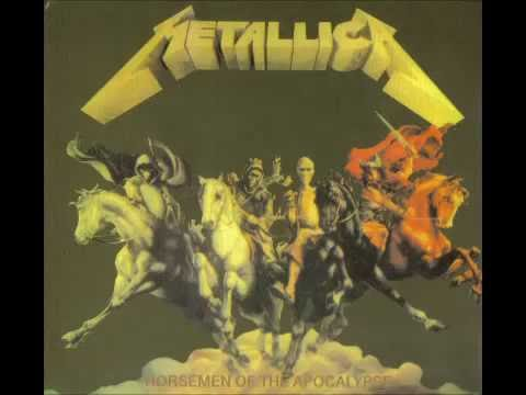 Metallica - Horsemen Of The Apocalypse (Full Album Demo)