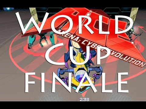 Arena: Cyber Evolution │WORLD CUP│ CO-OP GAMEPLAY