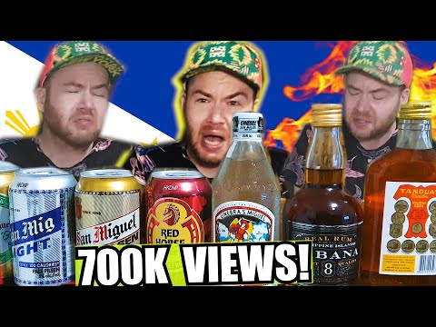 trying-all-the-filipino-beers-and-alcohol!-this-gin-is-fire!-+-jollibee-chickenjoy-mukbang