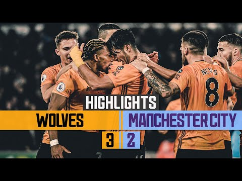 TRAORE, JIMENEZ AND DOHERTY SEAL INCREDIBLE COMEBACK WIN! | Wolves 3-2 Man City | Highlights