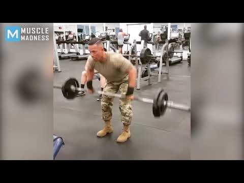 Армейский монстр (STRONGEST Soldier)