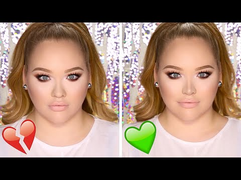 How to FAKE a Nose Job! Nose Contouring Tutorial