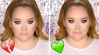instant nose job nose contouring tutorial