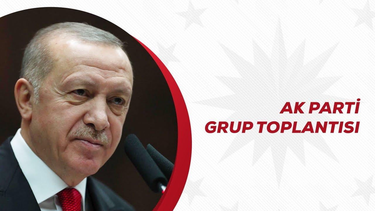 AK Parti Grup Toplant U0131s U0131 YouTube