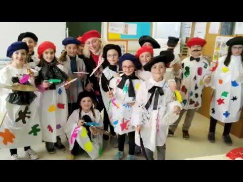Carnaval des CP CE1