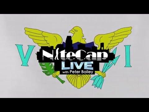 Peter Bailey Presents NiteCap Live in the US Virgin Islands