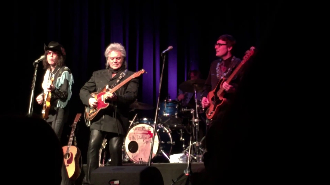 Marty Stuart ~ Sun Valley ID February 23rd 2017