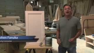 How to Paint Cabinets with Stephen Fanuka | Benjamin Moore