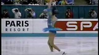 Kristi Yamaguchi SP 1992 World Figure Skating Championships