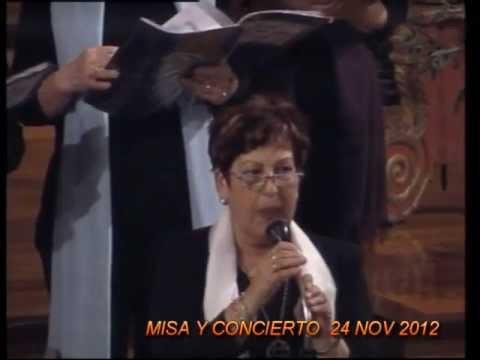 MARCILLA MISA Y CONCIERTO 24 NOV 2012 TVM EN DIRECTO