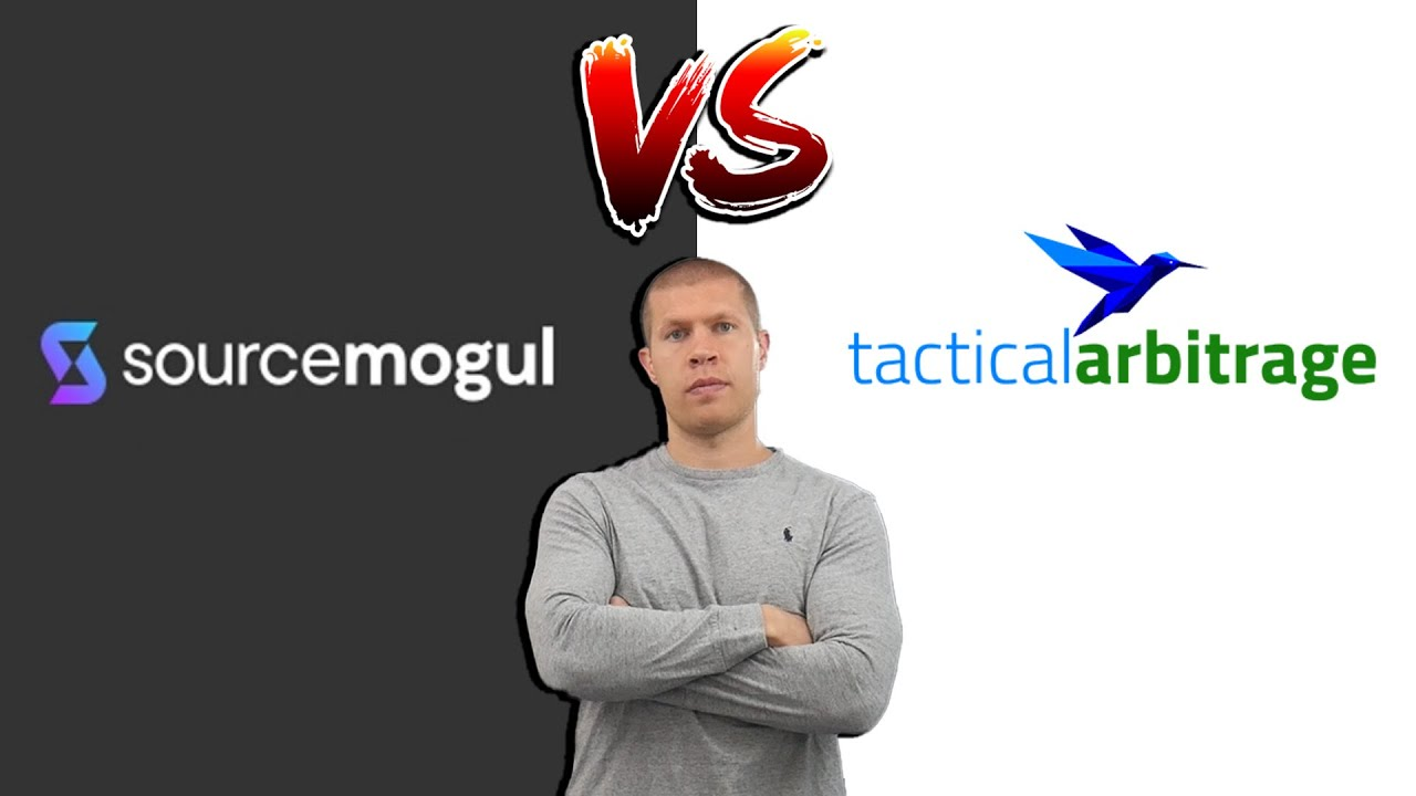 Download Tactical Arbitrage vs. Source Mogul [Which Online Arbitrage Software is Better]