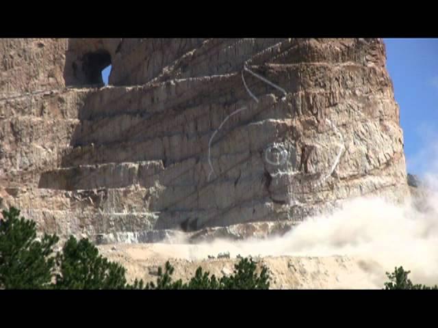 Crazy Horse blast July 22, 2011