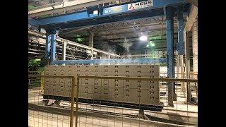 Газобетон СК - обзор завода по производству газобетонных блоков