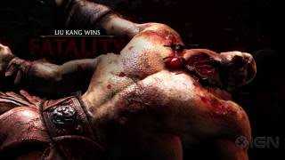 Mortal Kombat X: All Fatalities and X-Rays in 1080p 60fps thumbnail