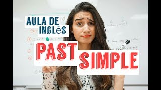 Past Simple - Aula de inglês