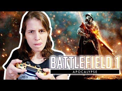 BATTLEFIELD 1: NOVA DLC APOCALYPSE 💣 (PS4 PRO)