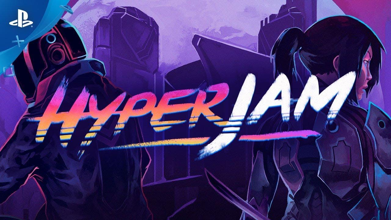 Hyper Jam - Release Date Trailer | PS4