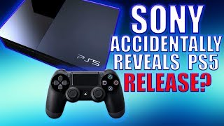 Sony Accidentally Reveals PS5 Release Date!? This Would Be GREAT NEWS For Xbox!