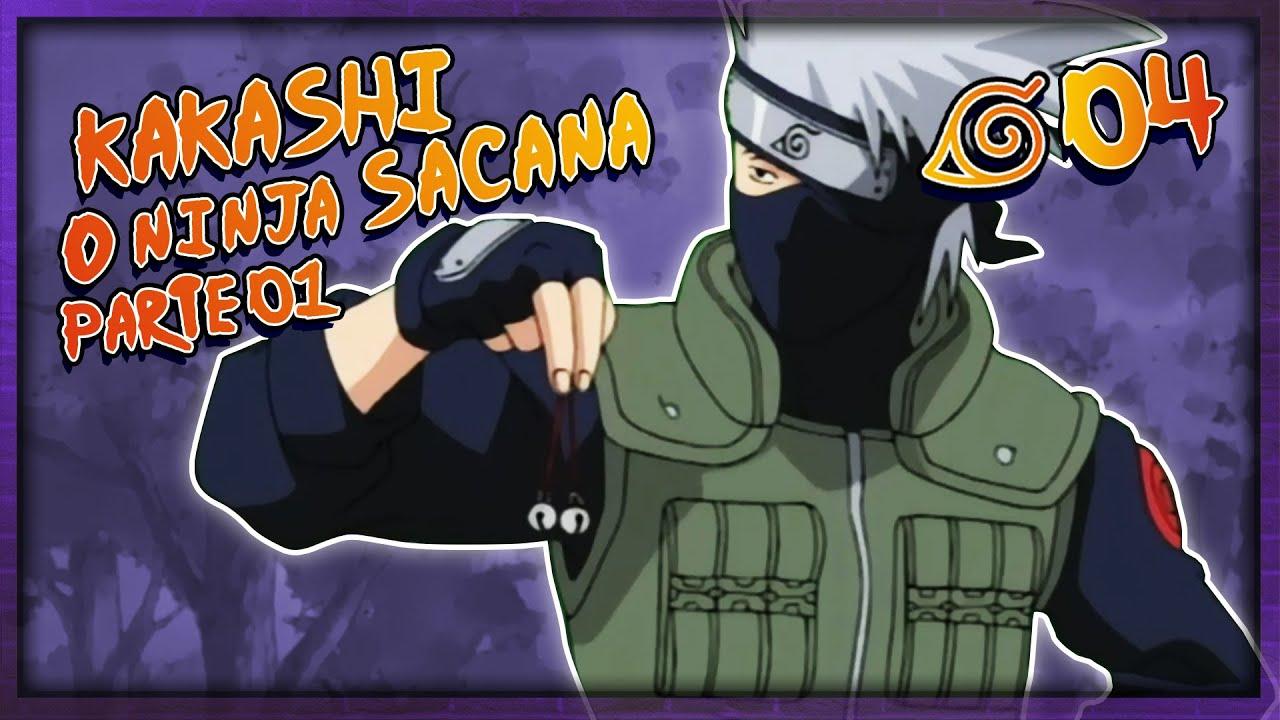 Malandragem Ninja - Episódio 4: O NINJA SACANA (PARTE 1)