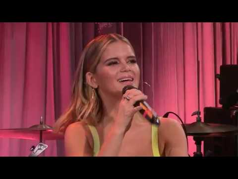Maren Morris - GIRL Q&A At YouTube Space NY