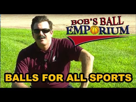 Bob's Ball Emporium Commercial 2018 - Sports Commercial Ad