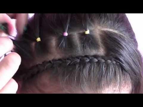 Peinados para ni a youtube - Peinados de ninas ...