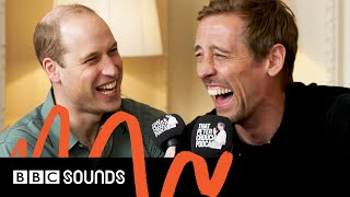 Why does Prince William support Aston Villa? | That Peter Crouch Podcast