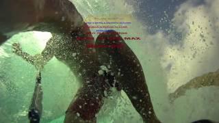 Cole Hansen Ballistic board cam. surfing