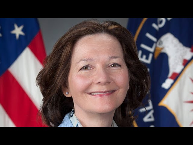 President Trump names Gina Haspel as new CIA director #1