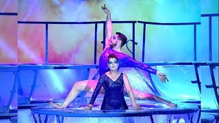 Showmatch - Programa 21/09/18 - Ritmo Aquadance
