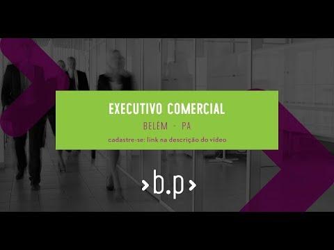 Vaga - Executivo Comercial - Belém - PA